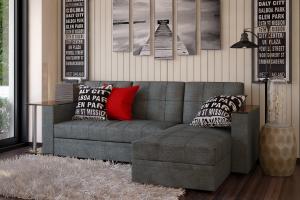 Угловой диван Атлант ткань - Мебельная фабрика «Атлант»