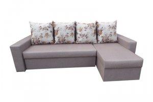 Угловой диван Барни 2 с подлокотником  - Мебельная фабрика «Арбат»