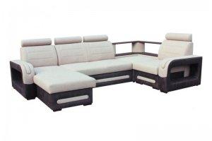 Угловой диван Бавария-3 - Мебельная фабрика «АНТ»
