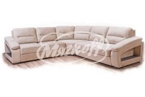 Угловой диван Бенилюкс - Мебельная фабрика «Мягкофф»