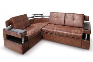 Угловой диван БОРНЕО - Мебельная фабрика «Березка»