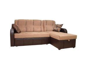 Угловой диван Бруно - Мебельная фабрика «ЭГИНА»