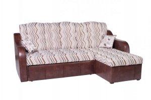 Диван Бруно с оттоманкой - Мебельная фабрика «ЭГИНА»