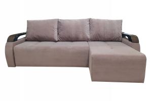Угловой диван Бьянка Тик-Так - Мебельная фабрика «Дивея»