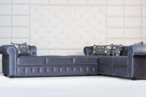 Угловой диван Честерфилд SD-338 - Мебельная фабрика «Sofas&Decor»
