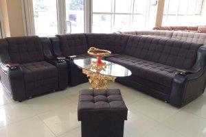 Угловой диван Даллас 3 - Мебельная фабрика «Витэк»