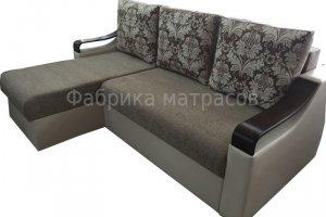 Угловой диван Дастер - Мебельная фабрика «Аккорд»