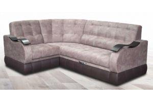 Угловой диван дельфин Оскар 2 - Мебельная фабрика «SOFT-LIFE»