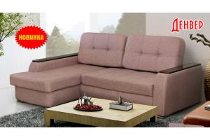 Угловой диван Денвер - Мебельная фабрика «Барокко»