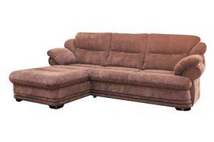 Угловой диван Диана с оттоманкой - Мебельная фабрика «Престиж-Л»