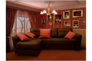 Угловой диван Домино - Мебельная фабрика «Котка»