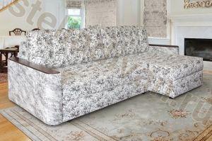Угловой диван Дублин 2 - Мебельная фабрика «Стелла»
