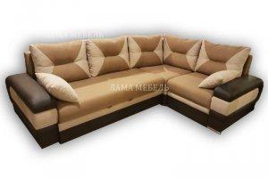Угловой диван Эдем 2 - Мебельная фабрика «Лама», г. Смоленск