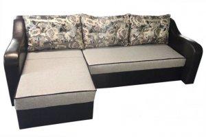 Угловой диван ЕК-8 - Мебельная фабрика «Династия»