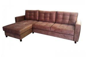 Угловой диван еврокнижка Ливерпуль - Мебельная фабрика «Мягков»
