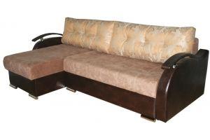 Угловой диван еврокнижка Магнат - Мебельная фабрика «Фокстрот мебель»