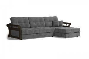 Угловой диван еврокнижка Женева 7 - Мебельная фабрика «Artsofa»