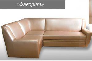 Угловой диван Фаворит - Мебельная фабрика «МФ МАРКИЗА»