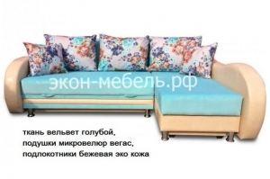 Угловой диван Фаворит - Мебельная фабрика «Экон-мебель»