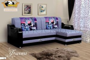 Угловой диван Фиеста - Мебельная фабрика «Панда», г. Кузнецк
