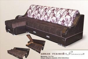 Угловой диван Фламинго - Мебельная фабрика «Формула уюта»