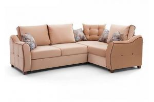 Угловой диван-книжка French - Мебельная фабрика «Уфамебель»