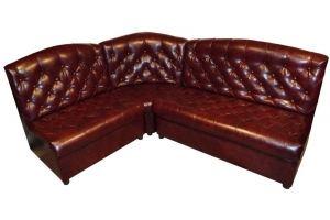 Угловой диван Герцог 2+3 - Мебельная фабрика «Дивалан»