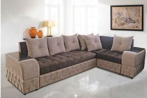 угловой диван Грация с креслом - Мебельная фабрика «Estetica»