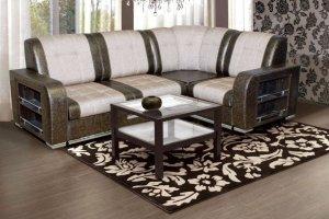 Угловой диван Инфинити - Мебельная фабрика «Элегантный Стиль»