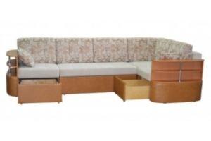 Угловой диван Калифорния - Мебельная фабрика «Росмебель»