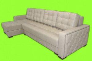 Угловой диван Кардинал - Мебельная фабрика «Уют»