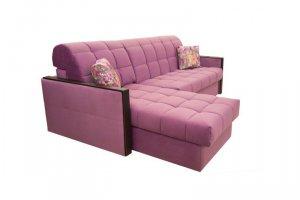 Угловой диван Кардинал-5 с узкими подлокотниками - Мебельная фабрика «Карина»