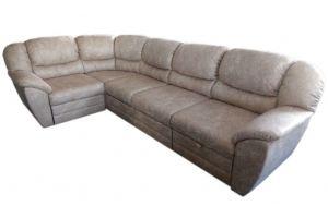 Угловой диван Катрин с дополнительной секцией - Мебельная фабрика «Династия»