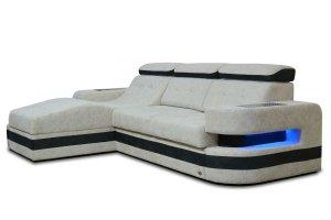 Угловой диван Кэмел с оттоманкой - Мебельная фабрика «Матрица»