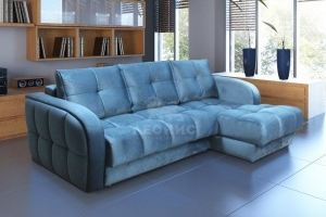 Угловой диван Кит-27 - Мебельная фабрика «ЛЕОНИС»