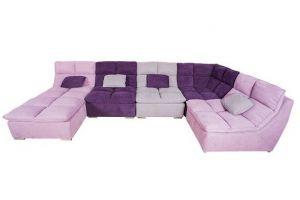 Угловой диван Комфорт-35 - Мебельная фабрика «Панда»