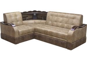 Угловой диван Комфорт-7 - Мебельная фабрика «Мечта»
