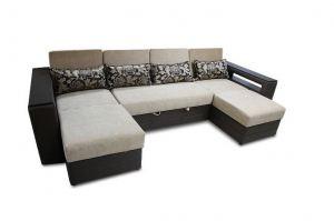 Угловой диван Консул - Мебельная фабрика «Табурет»