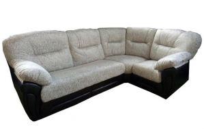 Угловой диван Корона Л - Мебельная фабрика «Корона Люкс»