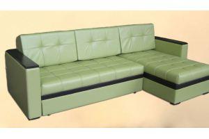 Угловой диван кожзам - Мебельная фабрика «Наша мебель»