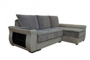 Угловой диван-кровать Балтика-люкс  - Мебельная фабрика «Адельфи»