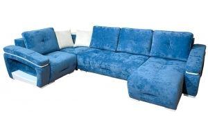 Угловой диван-кровать Флоренция-Лайт (вариант 1) - Мебельная фабрика «Амарант»