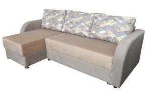 Угловой диван-кровать Катрин-А - Мебельная фабрика «МК-мебель»