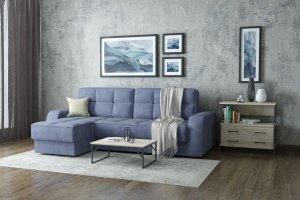 Угловой диван-кровать Кембридж - Мебельная фабрика «RIVALLI»
