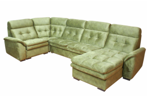 Угловой диван-кровать Милано (вариант 1) - Мебельная фабрика «Амарант»