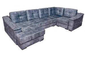 Угловой диван-кровать Николь (вариант 1) - Мебельная фабрика «Амарант»