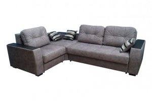 угловой диван-кровать Палермо 10 МДФ Гранд - Мебельная фабрика «Анюта»