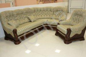 Угловой диван-кровать Юнна-1 - Мебельная фабрика «ЮННА»