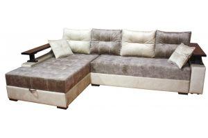 Угловой диван-кровать Зевс - Мебельная фабрика «Амарант»