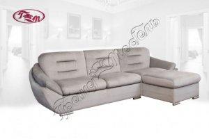 Угловой диван Ладья 4 Оттоманка - Мебельная фабрика «Гранд-мебель»